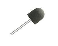 Полировщик силиконовый для искусственных ногтей Н336 Серый большой