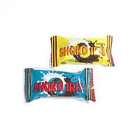 Шоко ирис (шоколадный  ирис с начинкой со вкусом пломбира) 1,8 кг. ТМ Балу