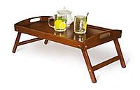 Столик на кровать для завтрака Арт-Вуд