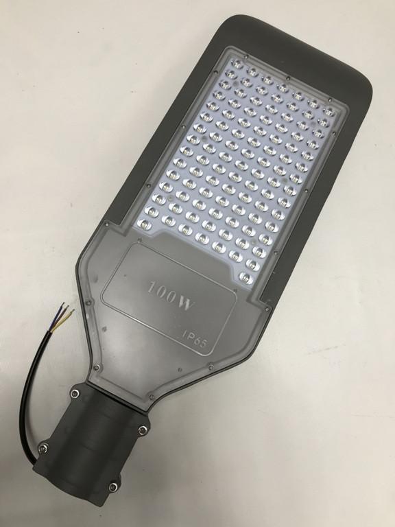 Светодиодный уличный консольный светильник PRIDE SL-100 100W 6500K IP 65 Код.56961