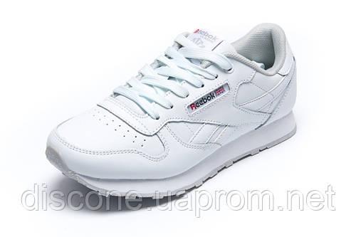 Кроссовки Reebok Classic унисекс, белые, р. 36 37 38 39 40
