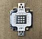 Светодиод матричный PREMIUM СОВ для прожектора SL-10 10W 300mA синий (45Х45 mil) Код.59127, фото 2
