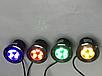 Светодиодный тротуарный линзованный светильник LM987 5W красный, синий, зеленый, желтый Код.59135, фото 4