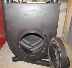 Буржуйка булерьян тип 02 с варочной плитой увеличенный, фото 2