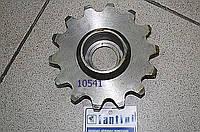 Звездочка Z-14 натяжная жатки Fantini, 10541