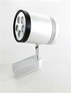 Светодиодный трековый светильник 5W белый 5000K Код.57146