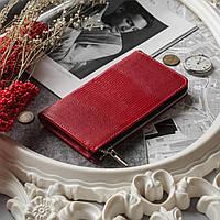 Женский кошелек-клатч  ITALIA  Red