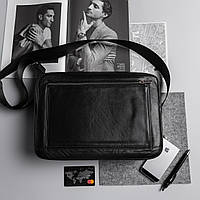 Наплечная сумка  REPORTER  Black