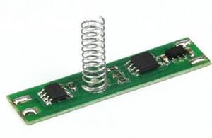 Диммер-сенсорний вимикач для LED стрічки 12/24V 5А Код.57781