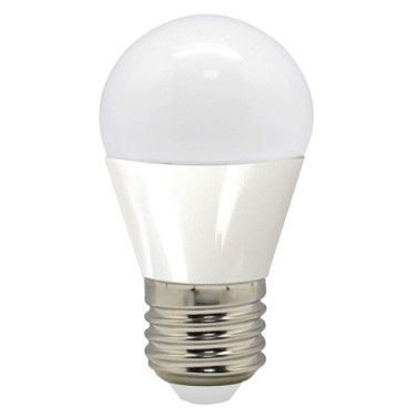 Светодиодная лампа Feron LB-95 G45 E27  7W 2700K 230V Код.57949