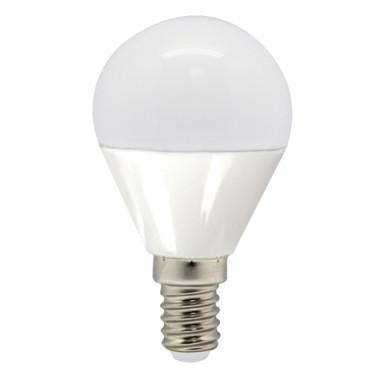 Светодиодная лампа Feron LB-95 G45 E14  7W 4000K 230V Код.57950