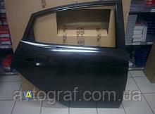 Дверь задняя правая на Kia Rio 2011-2014