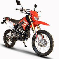 Мотоцикл Skybike CRDX 200 (19-16) Червоний, фото 1