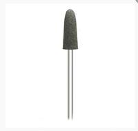Полировщик силиконовый для искусственных ногтей Н340 Серый малый