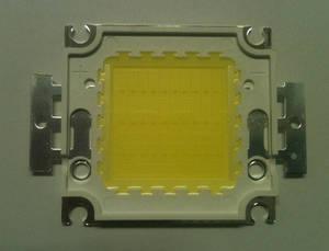 Светодиод матричный СОВ для прожектора SL-30 30W 6500К Код.58539