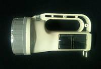 Светодиодный аккумуляторный фонарь RIGHT HAUSEN HN-04.1.06.1.с солнечной батареей Код.58636
