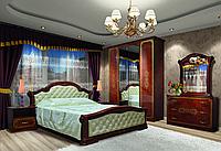 Спальня Венеция Нова 4Дв пино орех Зеркало