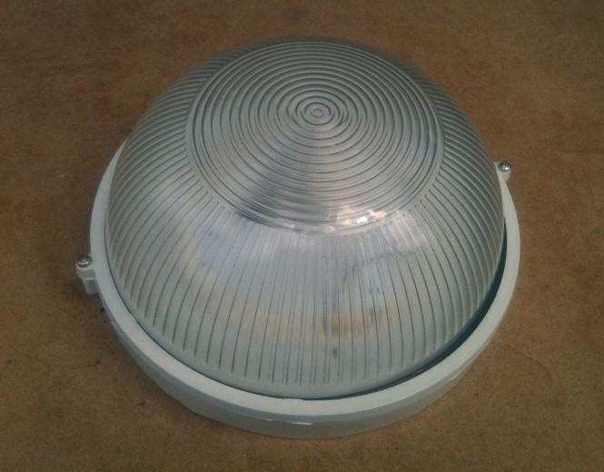 Светодиодный cветильник для ЖКХ Lemanso LM975 18W накладной 6500K круг. белый IP65(сауна) Код.58672