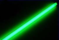 Светодиодная лампа зеленая T8 SL-09G G13 9W 310* 230V Код.58735