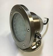 Подводный светильник SL-285L 2.3W 12V 6500К IP68  Код.58794