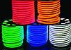 LED НЕОН SL-001 SMD 2835/120 220V зеленый IP68 (1м) Код.58864, фото 2