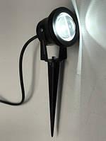 Светодиодный грунтовой линзованный светильник LM 17 10W 6500K  IP65 Код.58912