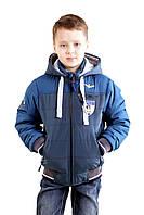 """Детская курточка для мальчика """"Милитари"""""""