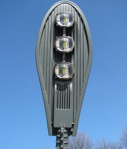 Світлодіодний вуличний консольний світильник SL 48-150 150W 3000K IP65 Люкс Плюс Код.59075