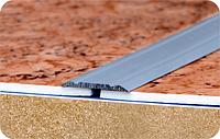 """Прижимной алюминиевый порог модель """"ПА 25"""", фото 1"""