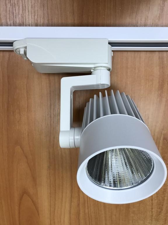Світлодіодний світильник трековий SL-4003 20W 3000К білий Код.58441
