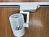 Світлодіодний світильник трековий SL-4003 20W 3000К білий Код.58441, фото 4