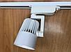 Светодиодный трековый светильник SL-4003 20W 6400К белый Код.58443, фото 5
