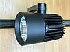 Світлодіодний світильник трековий SL-4003 30W 4000К чорний Код.58439, фото 5