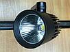 Світлодіодний світильник трековий SL-4003 30W 4000К чорний Код.58439, фото 6