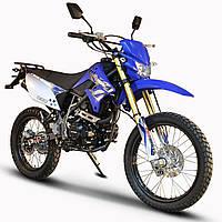 Мотоцикл Zongshen CRDX-200 (B) Синий (sbzn0002)