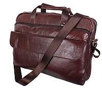Кожаная сумка для ноутбука и документов 140950, фото 1