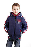 """Детская курточка для мальчика """"Лампасы"""""""