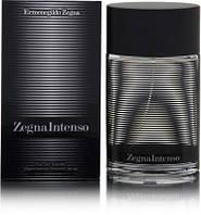Мужской парфюм Zegna Intenso Ermenegildo Zegna 100ml edt (яркий, чувственный, мужественный, стильный)
