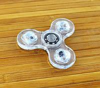 Спиннер Spinner прозрачный светящийся