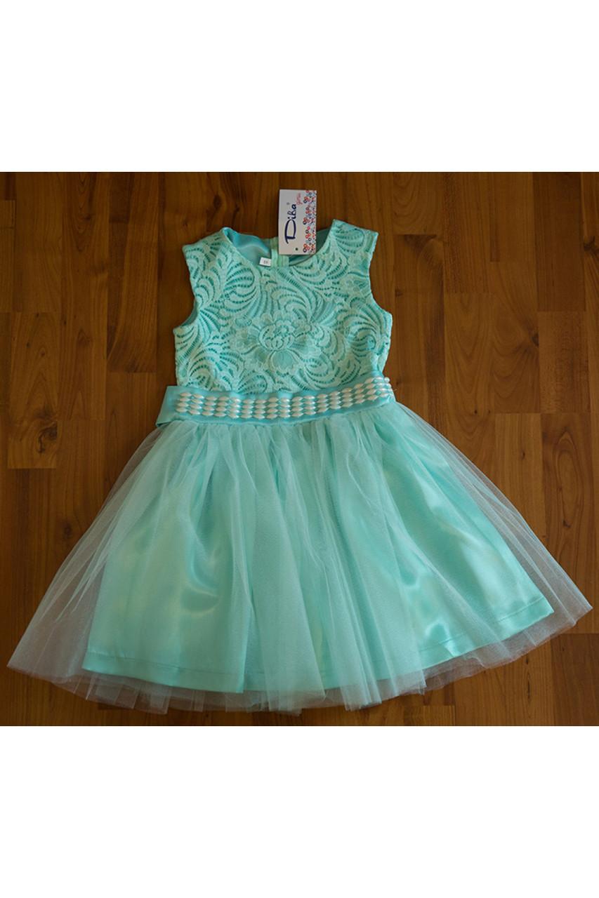 Красивое детское платье пачка