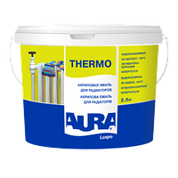 Акрилова емаль для радіаторів Aura Luxpro Thermo