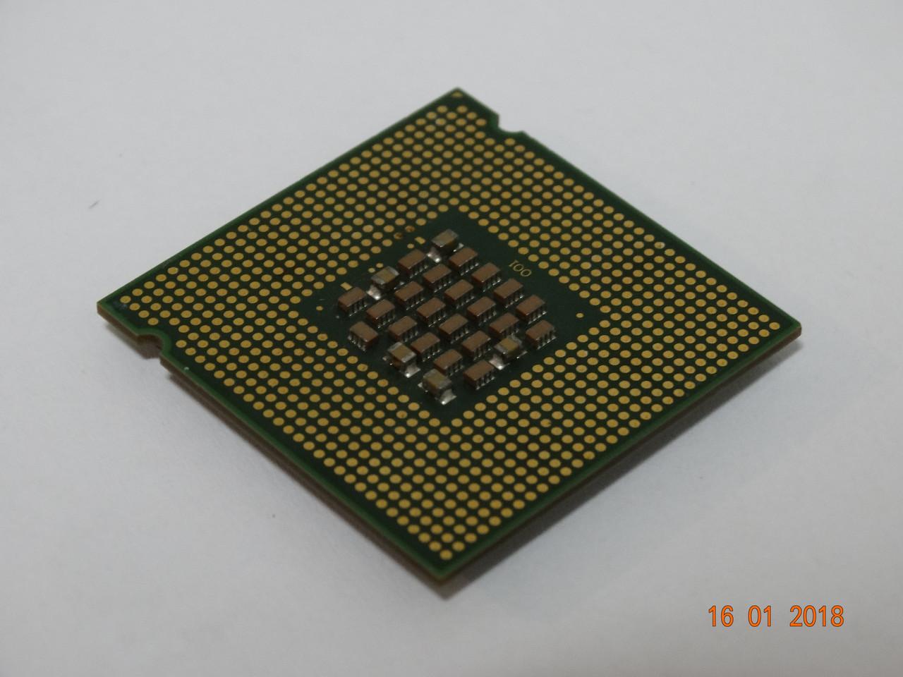 Процессор Intel® Celeron® D 336 тактовая частота 2,80 ГГц, 256 КБ кэш-памяти, частота системной шины 533 МГц