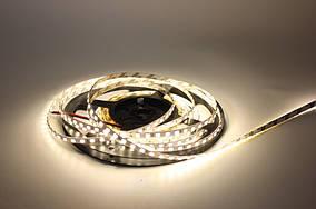 Светодиодная лента LED 12V, SMD2835, 120 д/м, белый холодный