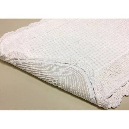 Коврик Irya - Denzi beyaz белый 50*70, фото 2