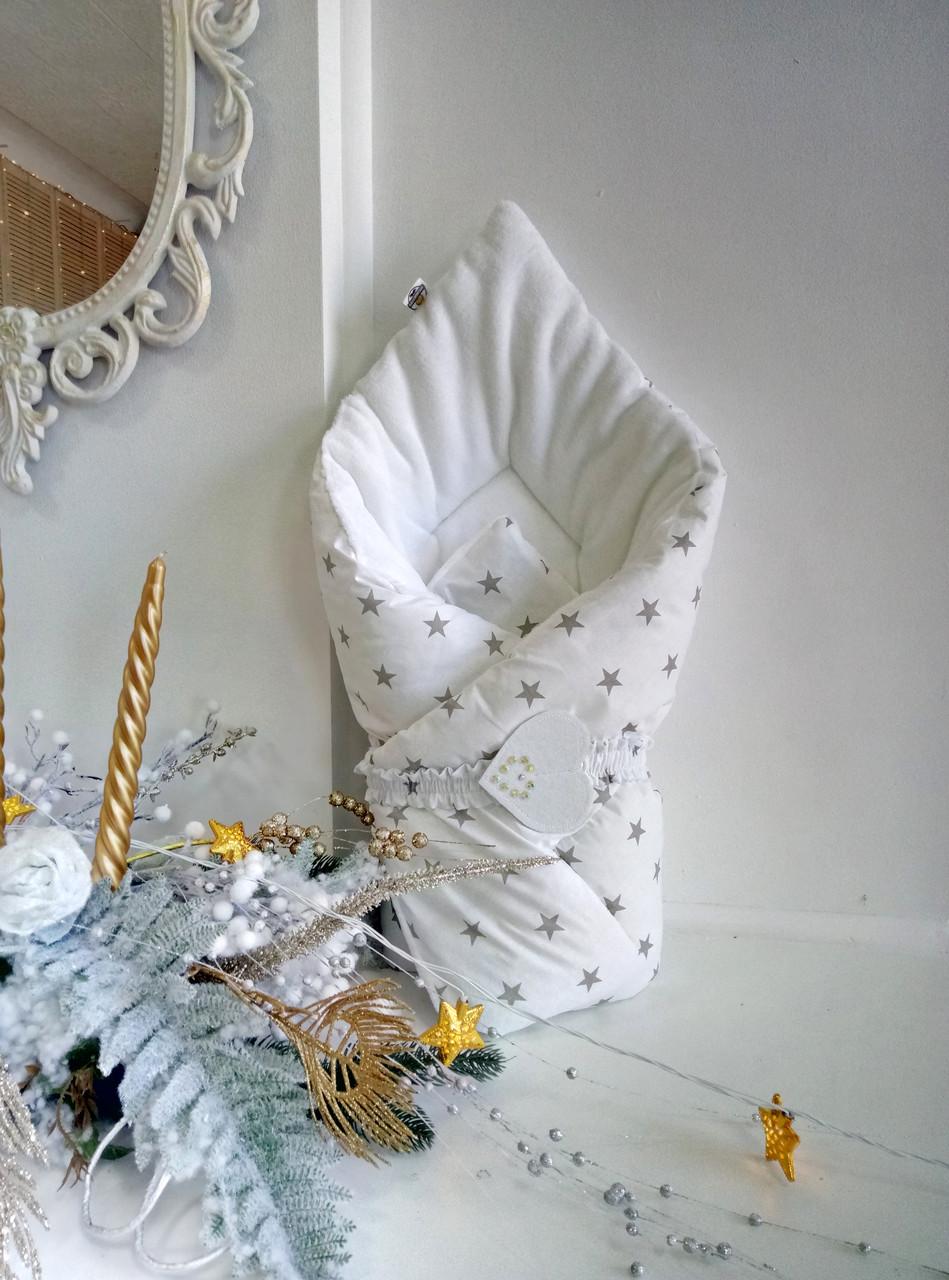 8cf949ca721 Новинка Конверт-одеяло на выписку из роддома