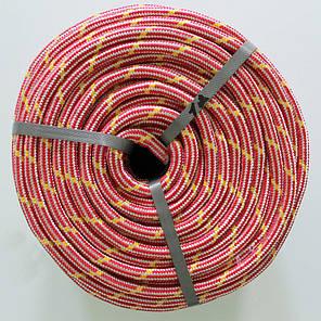 Фал полипропиленовый Ø 12 мм плетеный (фал поліпропіленовий плетений кольоровий), фото 2