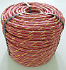 Фал полипропиленовый Ø 12 мм плетеный с сердечником (верёвка)