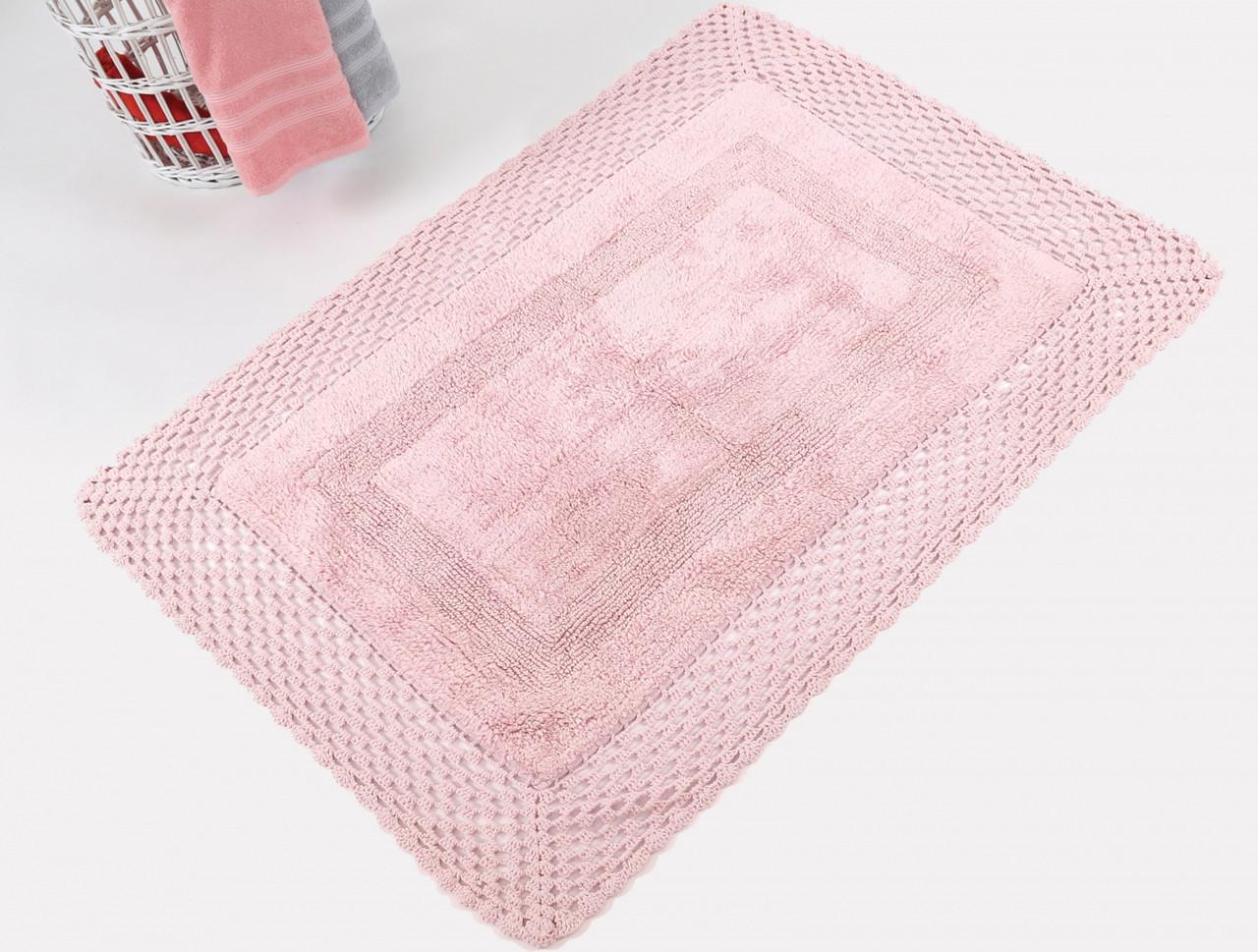 Коврик Irya - Lizz pembe розовый 55*72