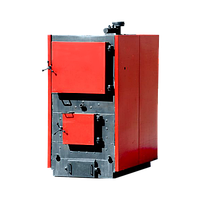 Промисловий твердопаливний котел Колві А 400 (400 квт), фото 1