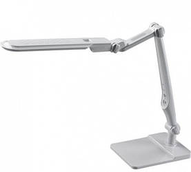 Светодиодная настольная лампа SEAN SL-1207 10W белая, сенсор, диммер Код.58480